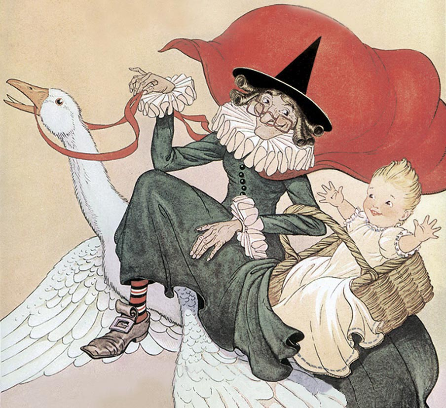 Mother goose image